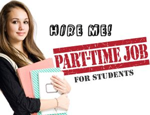applying for student part-time job