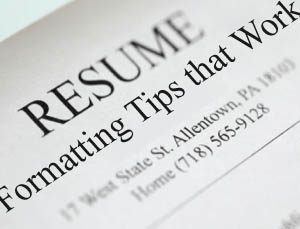 Classic Resume Formatting Tips that Work
