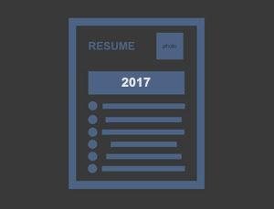 resume tips in 2017