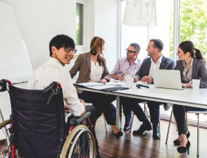 helping job seekers with disability