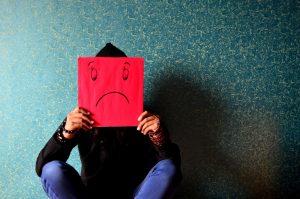 job seeking fail - sad girl