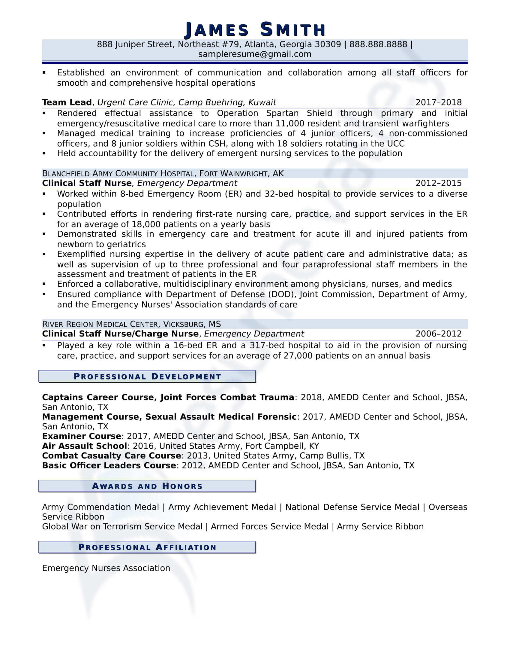 Mtech Resume Samples to Download in PDF